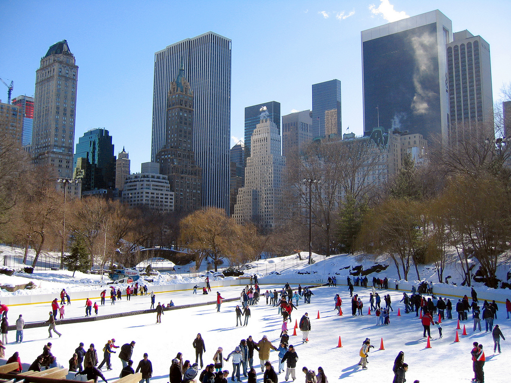 new york city in winter free things to do - Things To Do In Nyc During Christmas