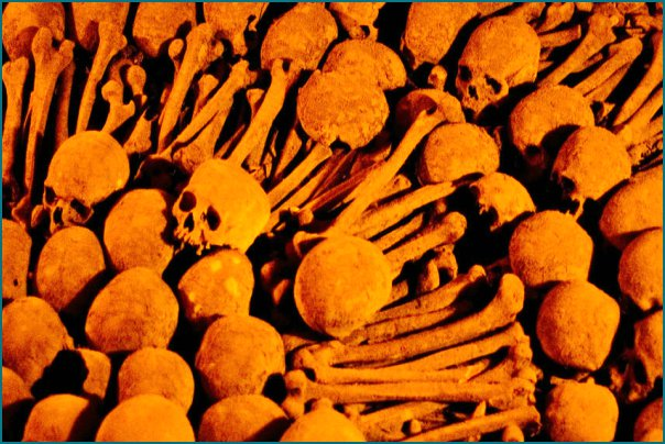 The Catacombs: a macabre journey through the Paris underground