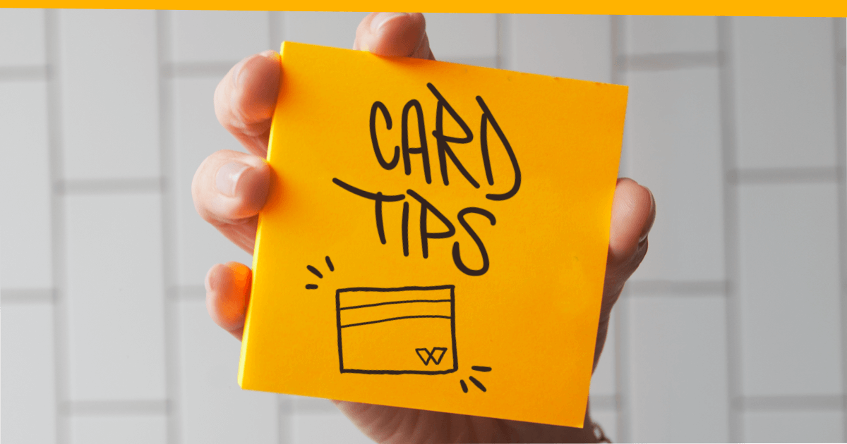 Tips for using your card abroad