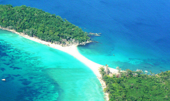 Andaman nicobar Islands India